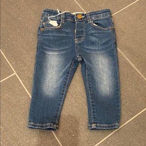 Zara baby boy  soft jeans. Size 6-9m